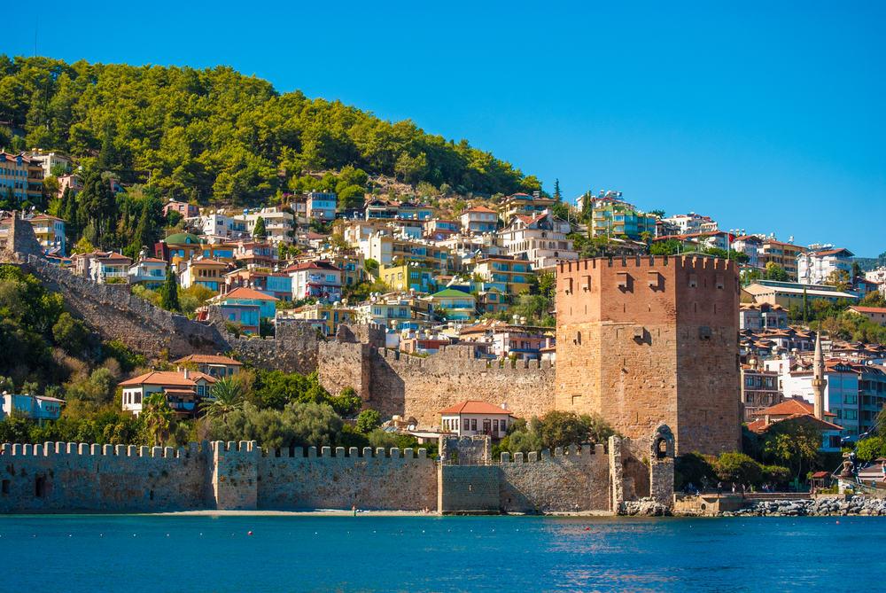 Antalya i Tyrkiet