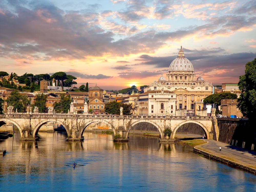 Basilica di San Pietro i Rom i Italien