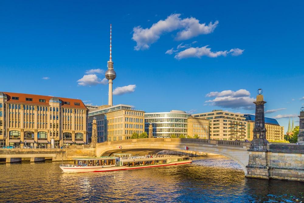 Oplev Berlin i efterårsferien 2016