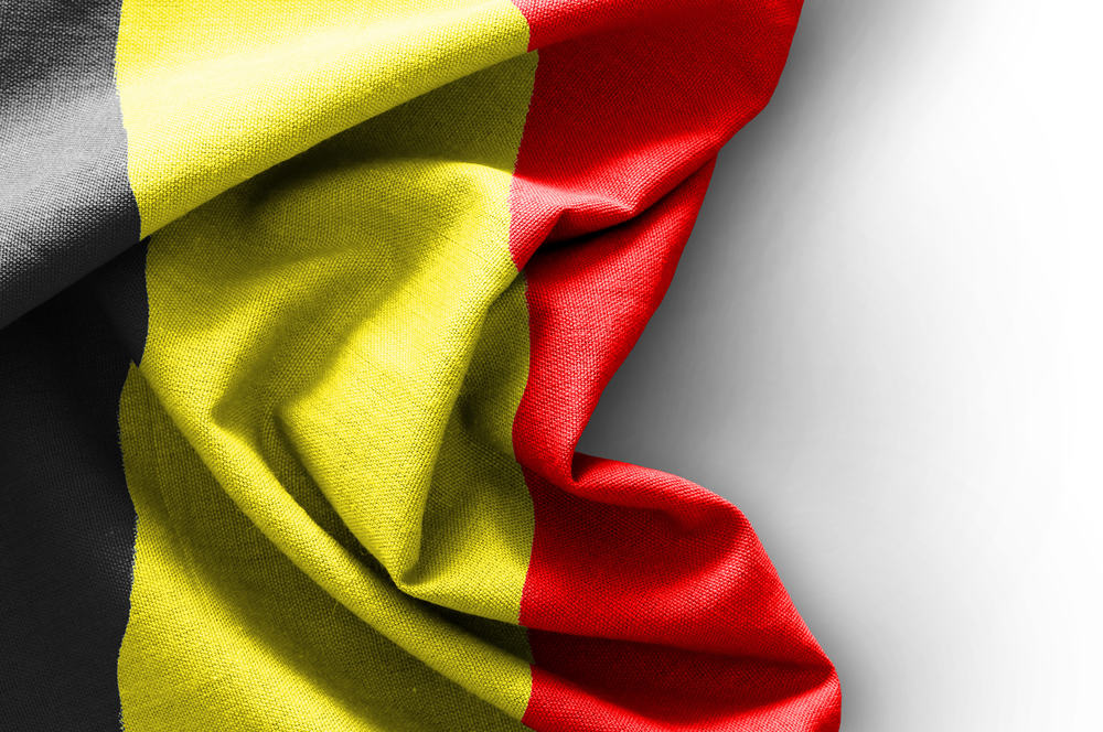Det belgiske flag