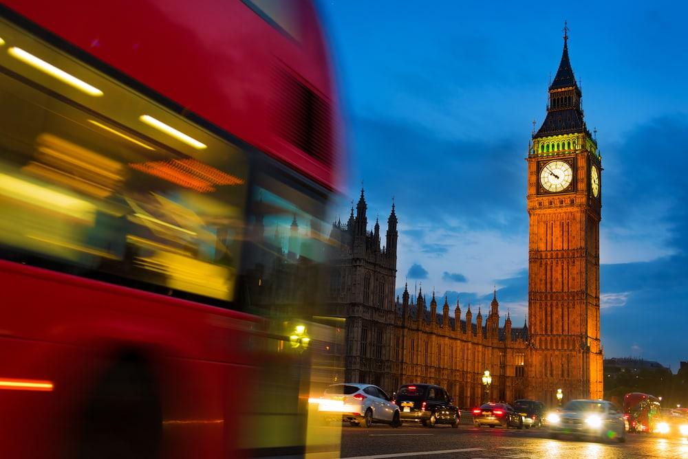 Hold efterårsferie i London