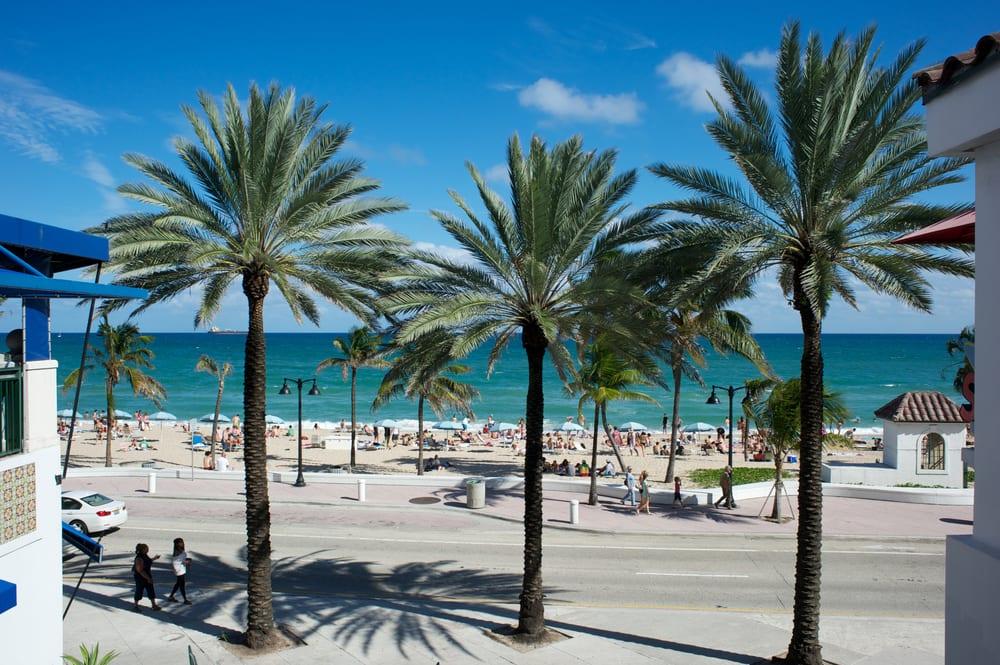 florida-fort-lauderdale-stranden