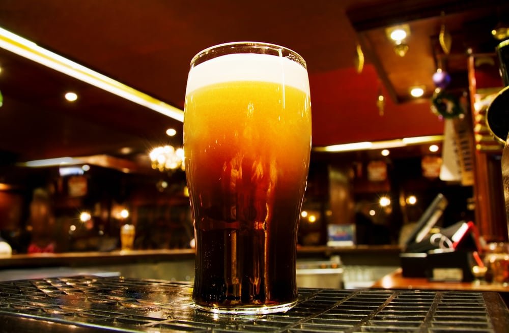 Dublin er kendt for sin gode øl - Ikke mindst Guiness