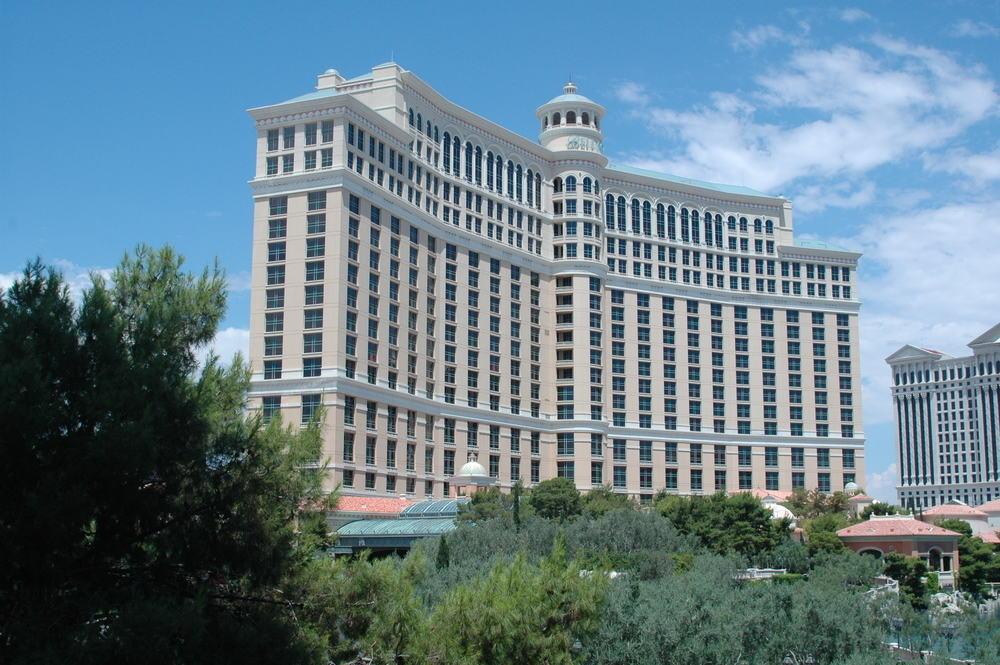 Bellagio Hotel i Las Vegas
