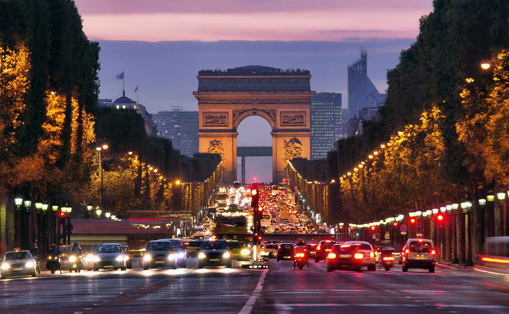 Storbyferie i byernes by - Paris