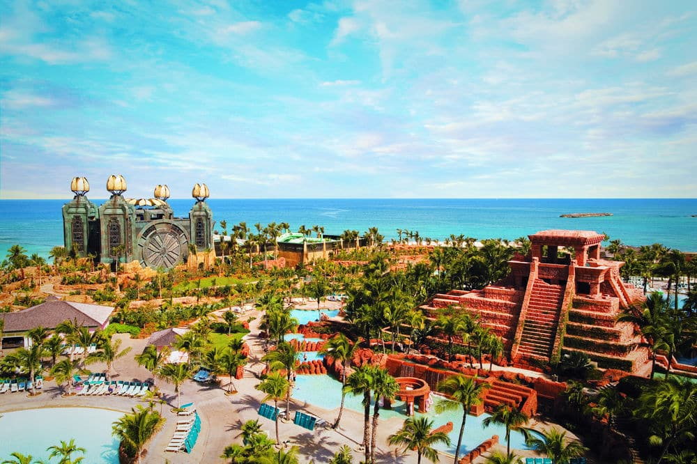 Bahamas - Atlantis Harborside Resort