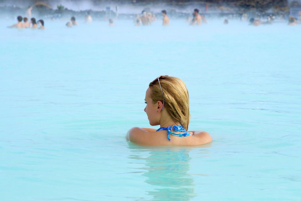 Blue Lagoon i Island