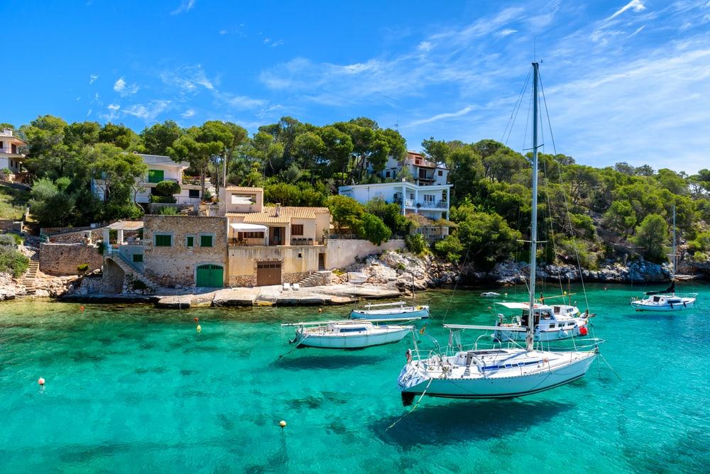 Cala Figuera - Mallorca i Spanien