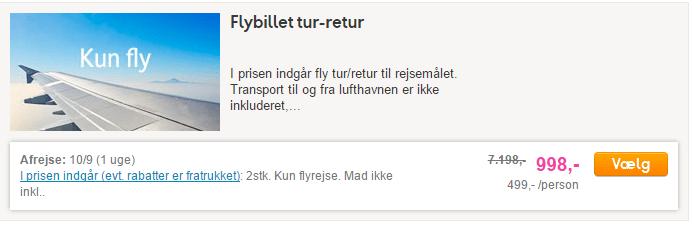 Flybilletter til Mallorca - Spies.dk