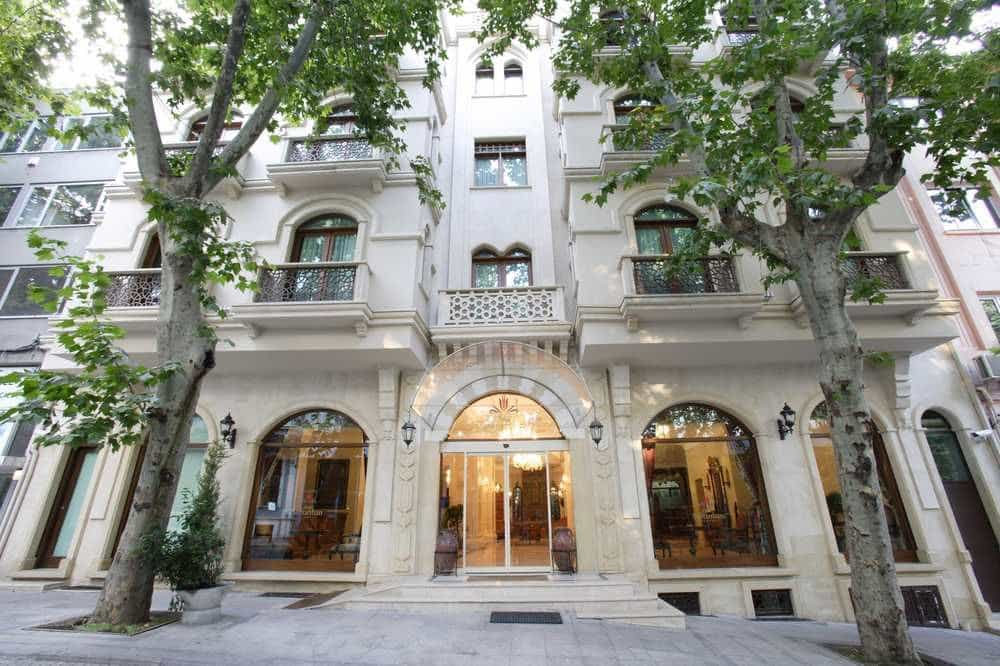 Hotel Sultanhan - Istanbul i Tyrkiet