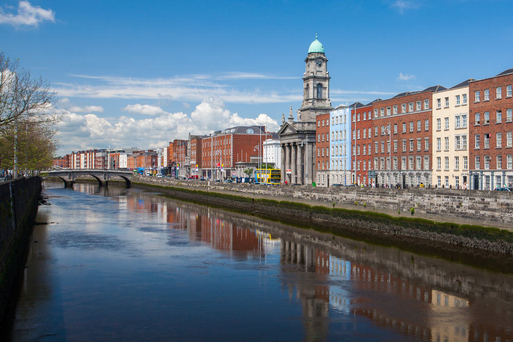 Quays - Dublin i Irland