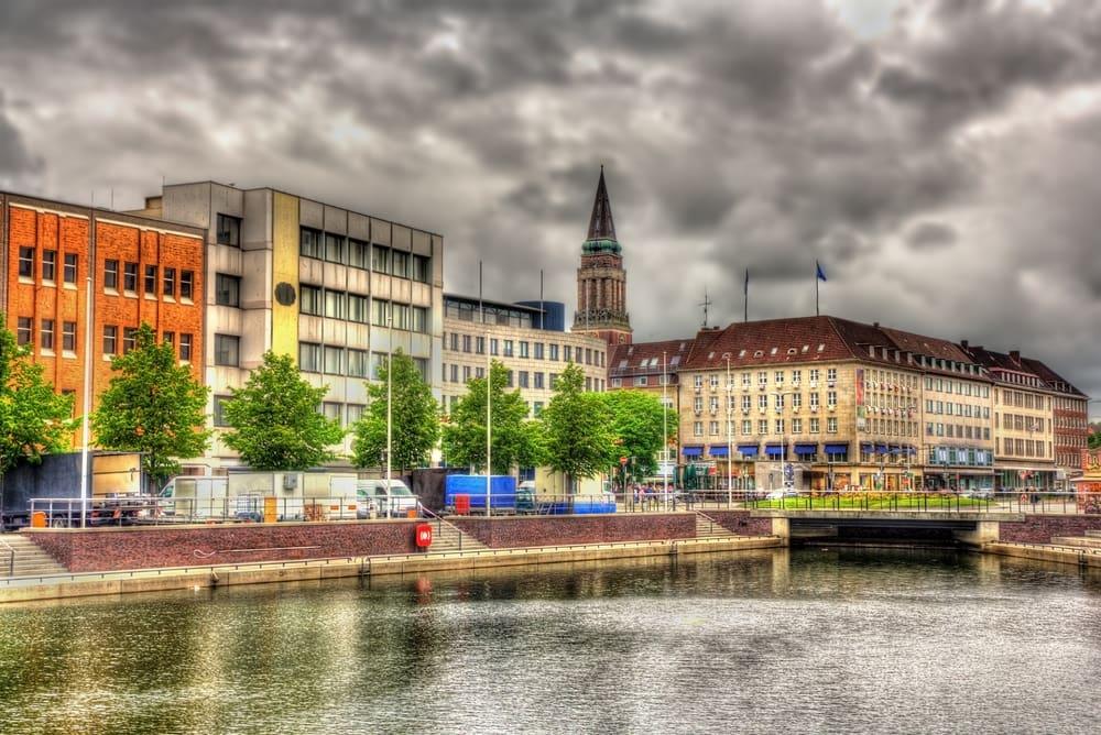 Kiel i Tyskland