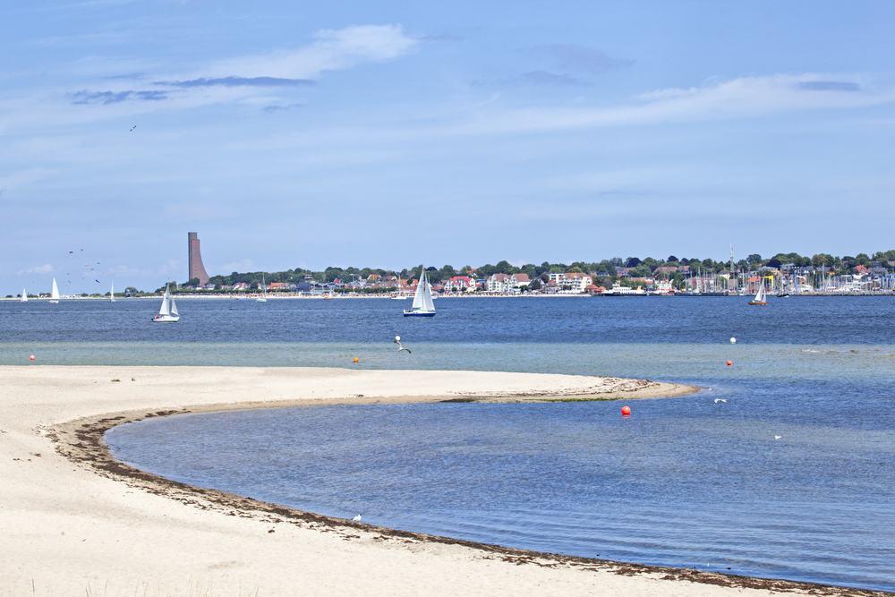 Østersøen - Kiel i Tyskland