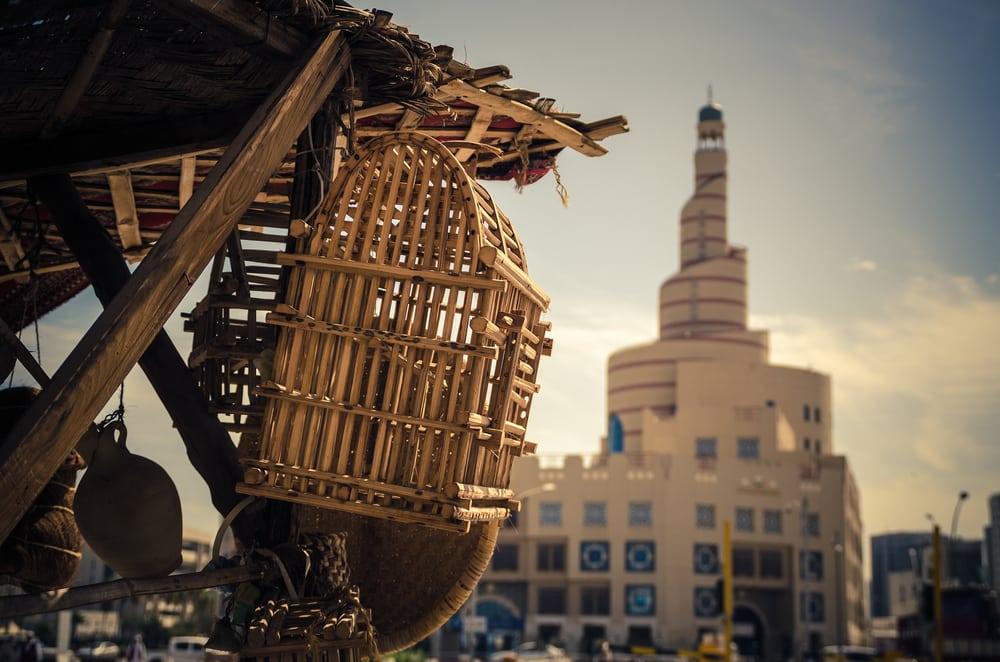 Souq Wakif - Doha i Qatar
