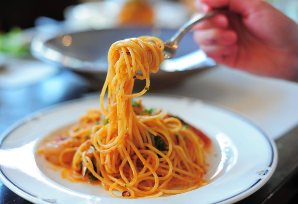 Pastaen smager bare bedre i Rom