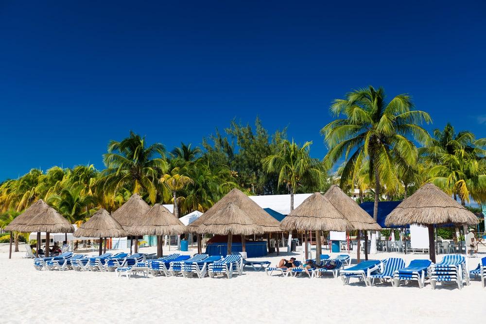 Cancun i Mexico
