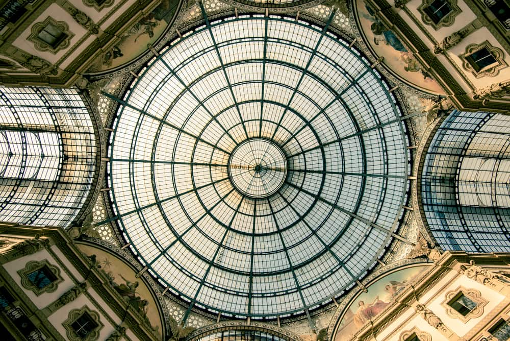 Galleria Vittorio Emanuele II - Milano i Italien