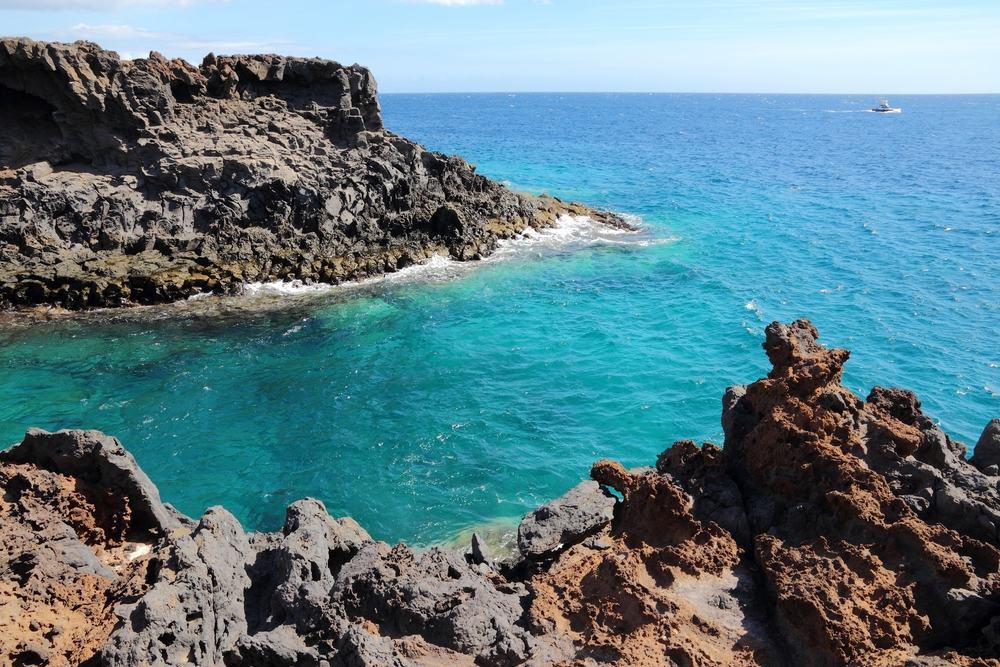 Playa Amarilla - Tenerife i Spanien
