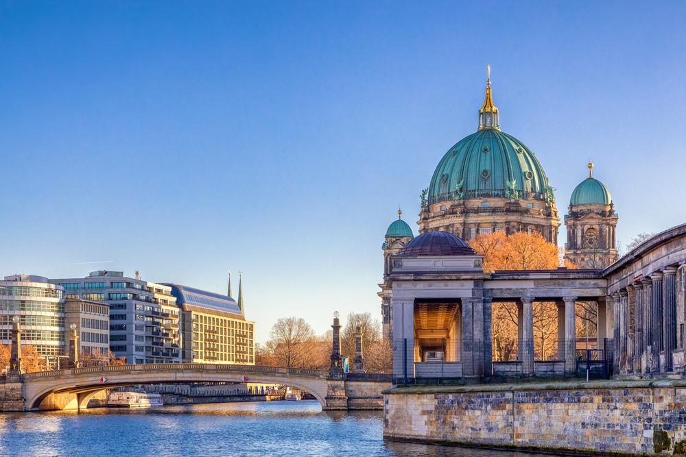 Berliner Dom - Nytår i Berlin