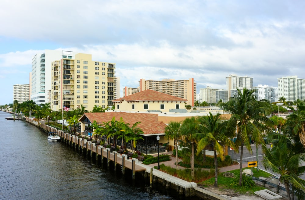 Fort Lauderdale i Florida