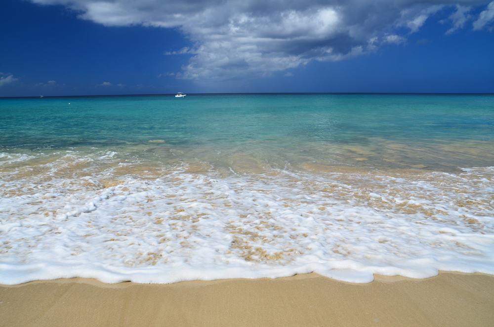 Frederiksted Beach - Sankt Croix på Jomfruøerne