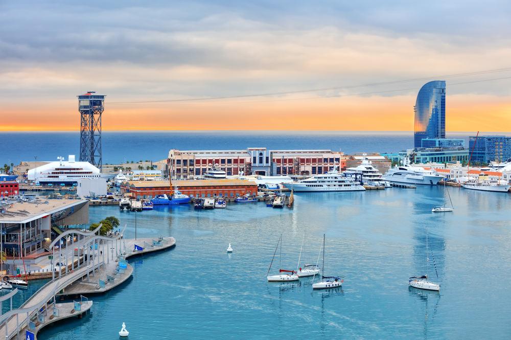 havn-barcelona-spanien