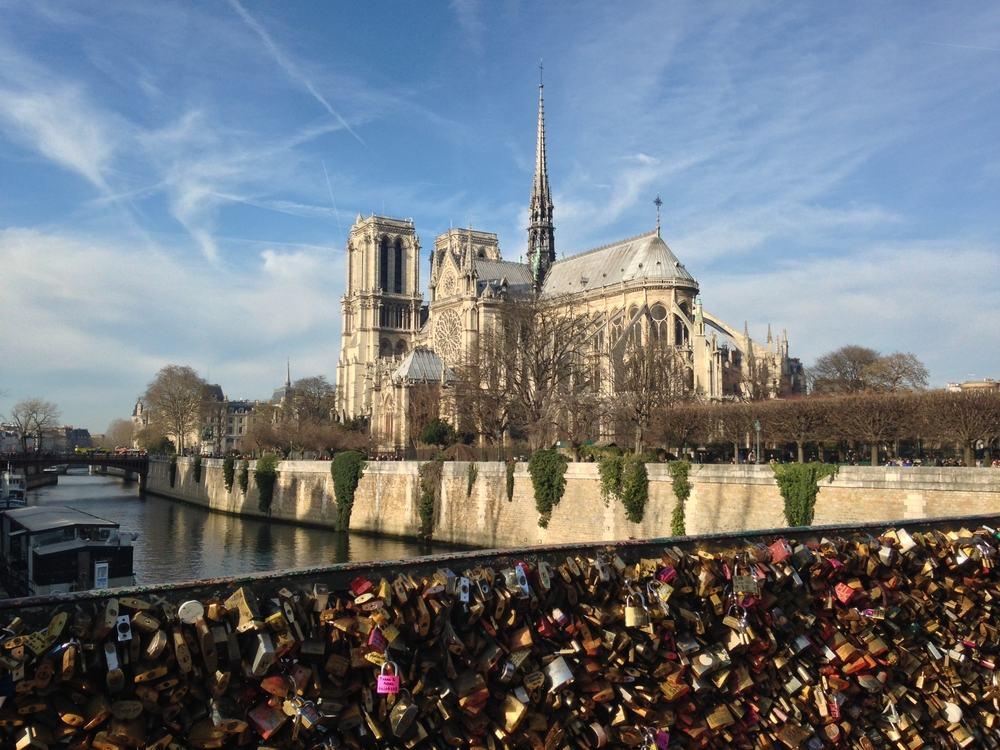 Katedral i Paris