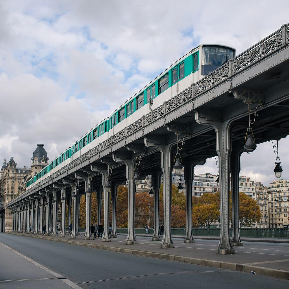 Miniferie i Paris