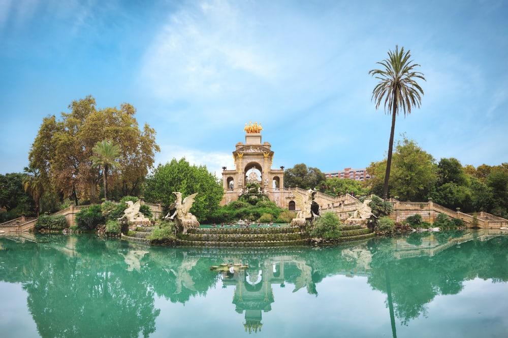 parc-de-la-ciutadella-barcelona-spanien