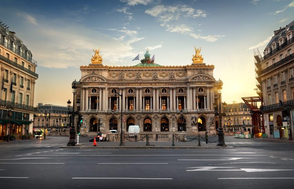Paris i Frankrig