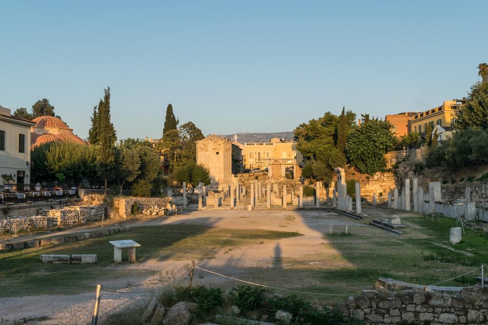 Athen i Grækenland