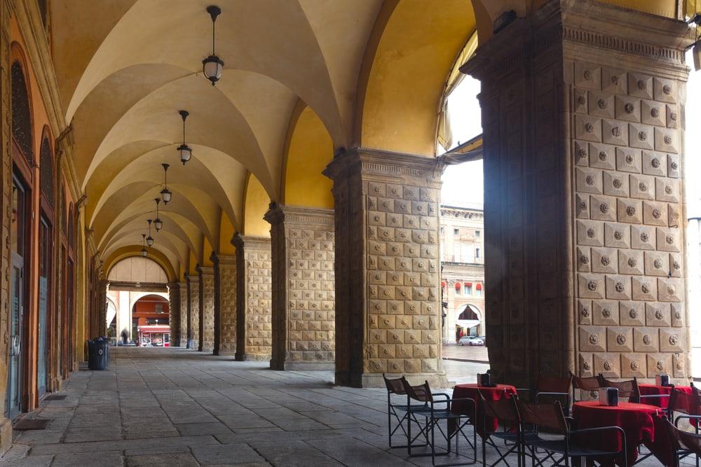 Bologna i Italien