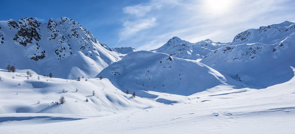 På ski i Bormio - De italienske alper