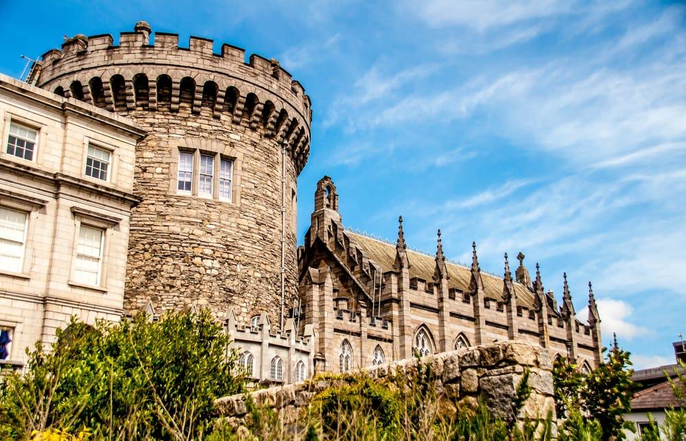 Dublin Castle - Dublin i Irland