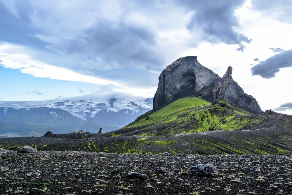 Einhyrningur - Island
