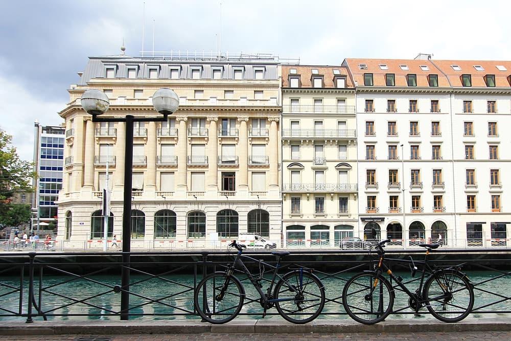Geneve i Schweiz