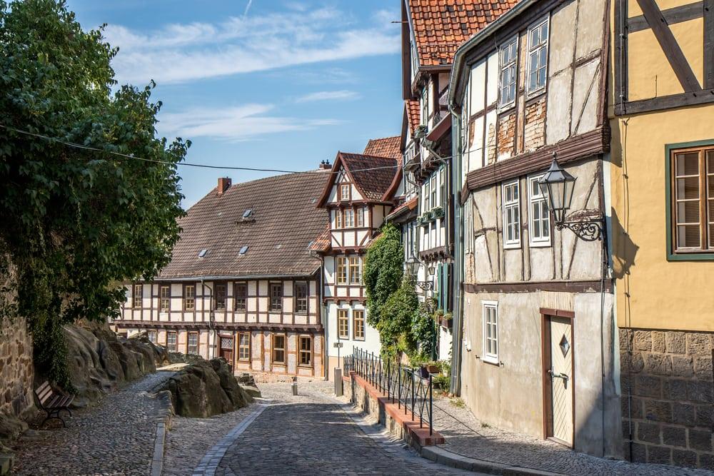 Harzen i Tyskland