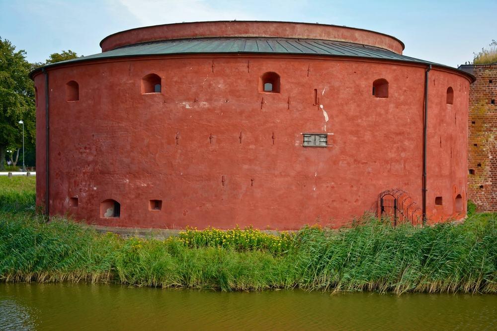 Malmø Slot i Sverige
