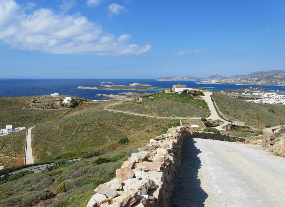Paros i Grækenland