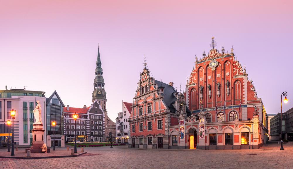Riga i Letland