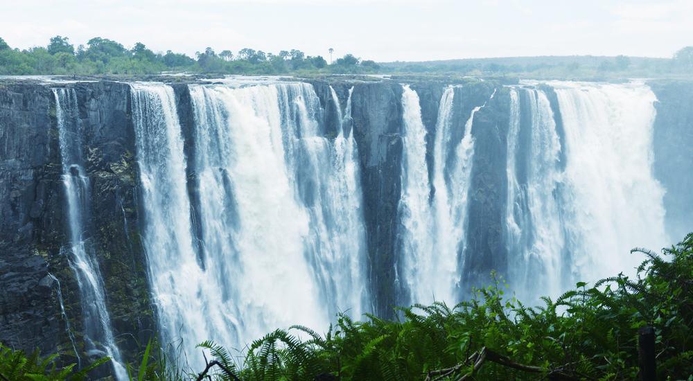 Victoria Falls i Sydafrika