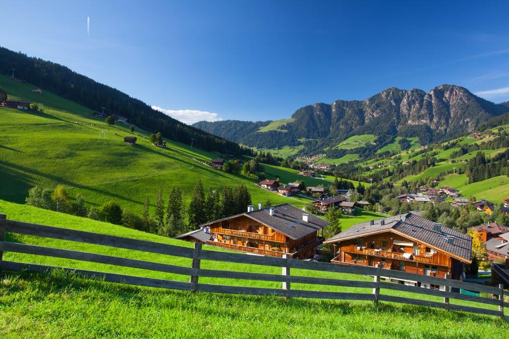 Inneralpbach - Tyrol i Østrig