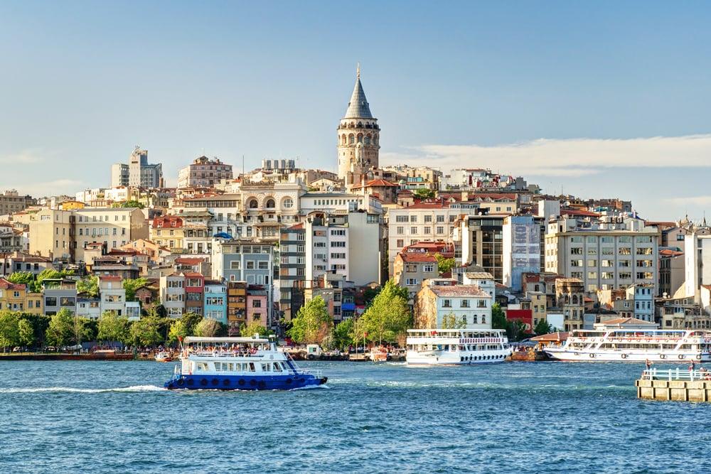 Istanbul i Tyrkiet