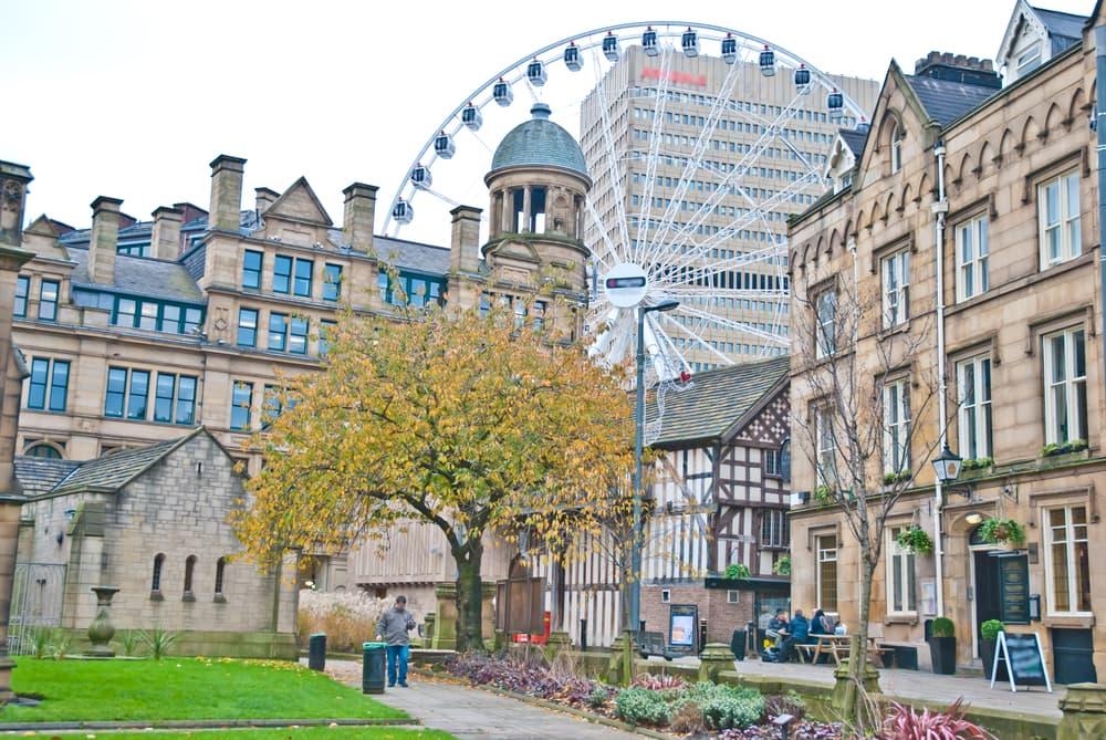 Manchester i England