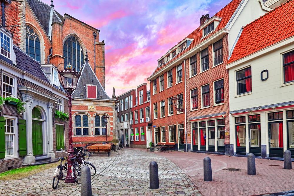 """Amsterdam kaldes også """"Nordens Venedig"""""""