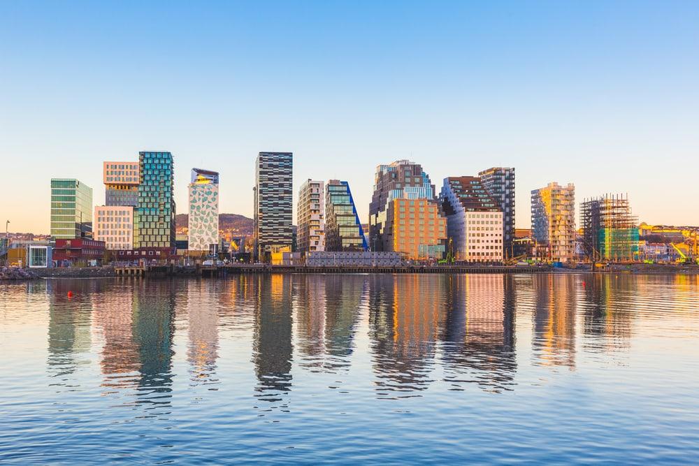 Oslo i Norge