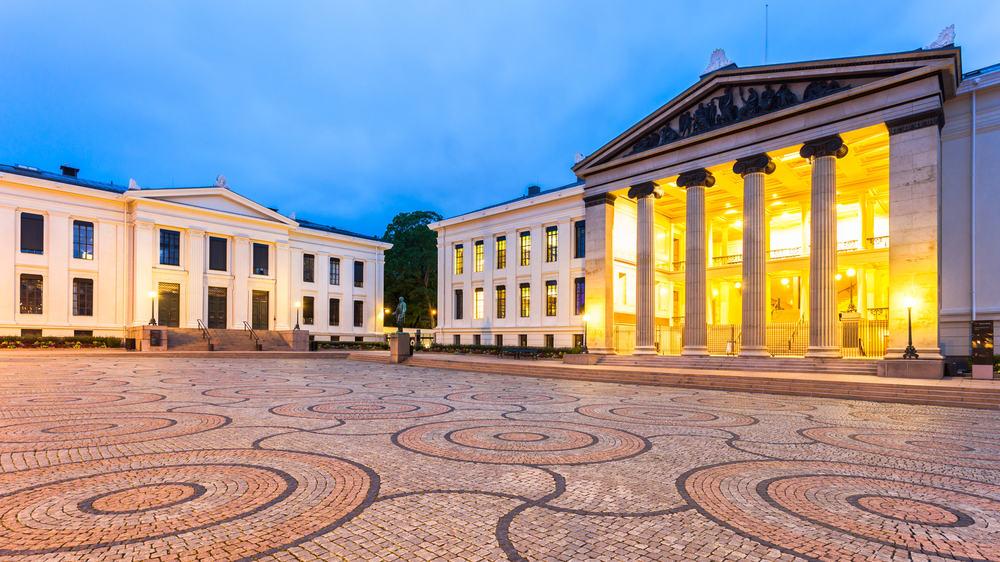 Oslo Universitet - Oslo i Norge