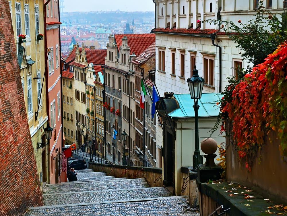 Prag i Tjekkiet