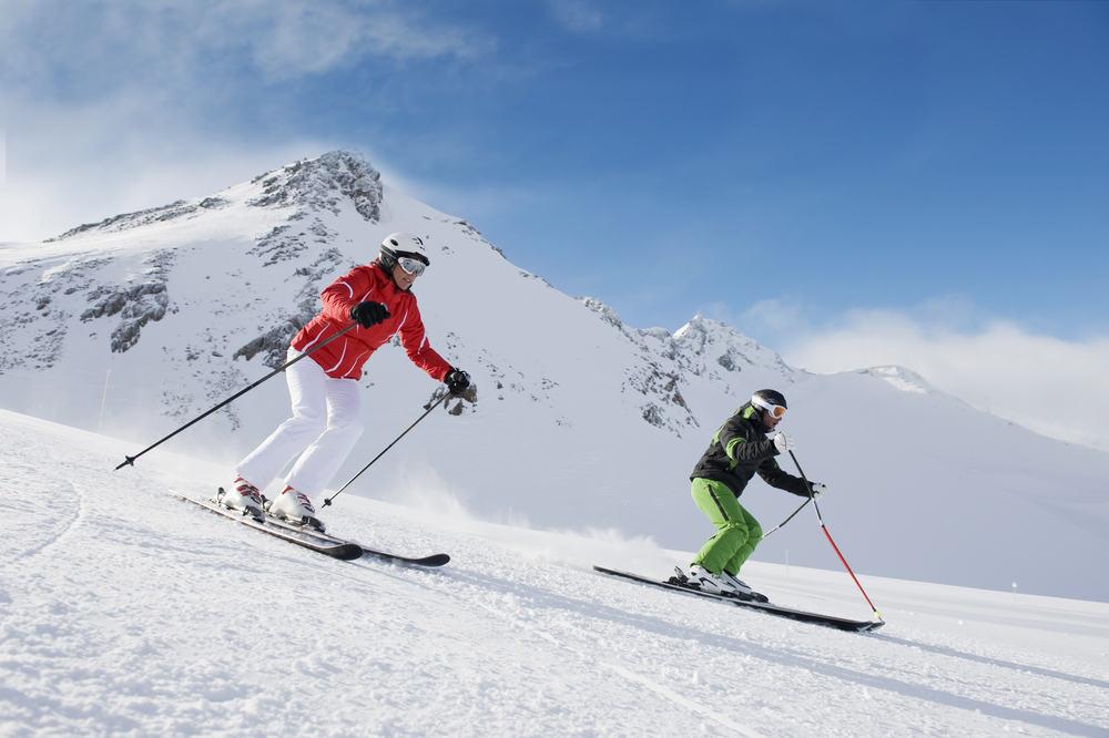Skiferie i Glungezer - Tyrol i Østrig