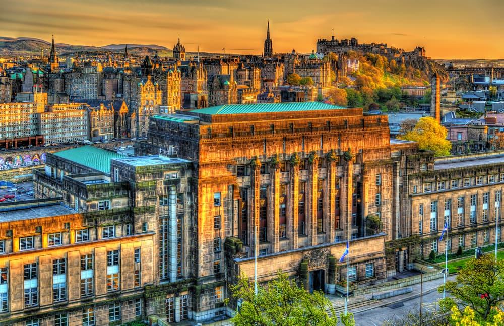 St Andrew's House - Edinburgh i Skotland
